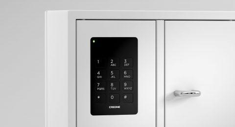 KeyBox Schlüsselausgabeschrank Basic für die Schlüsselverwaltung