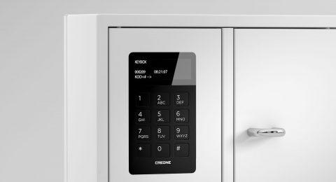 KeyBox Schlüsselausgabeschrank System für die Schlüsselverwaltung
