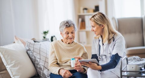 Schlüsselaufbewahrung für die Gesundheitspflege