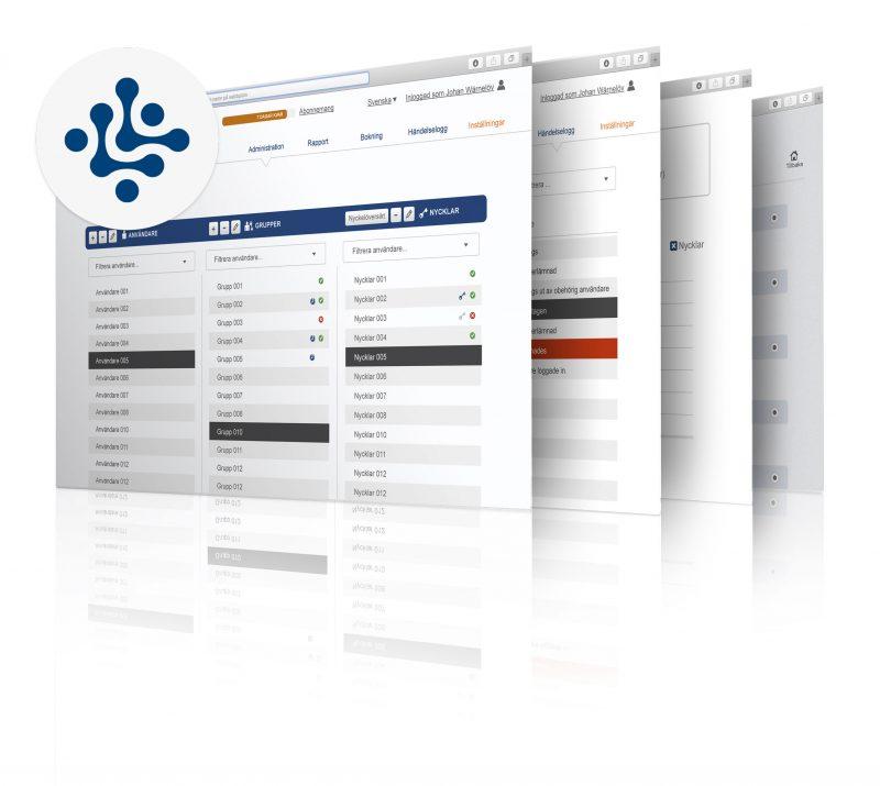 Integration der Schlüsselverwaltungssoftware KeyWin