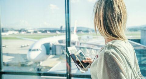Der Flughafen gewährleistet die Sicherheit durch die Installation von Schlüsselschränken