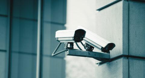 Sicherheitsunternehmen haben viele elektronische Schlüsselschränke, die an ein Schlüsselverwaltungssystem angeschlossen sind